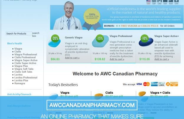 Awccanadianpharmacy